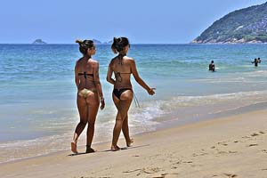 Impanema nudist sites
