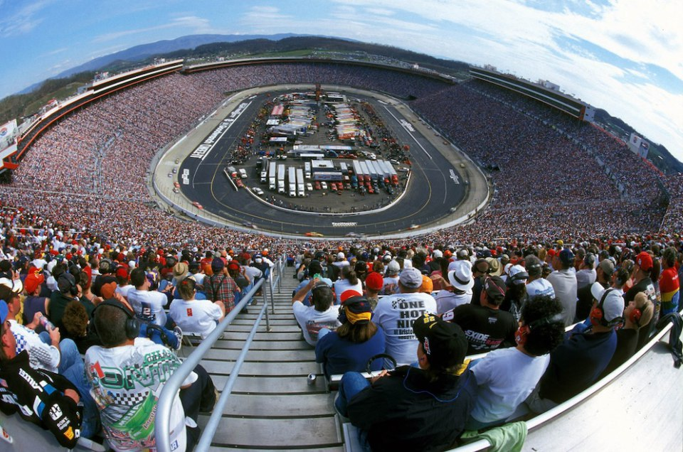 Man s weekend exploring tennessee from chattanooga to bristol for Bristol motor speedway tours