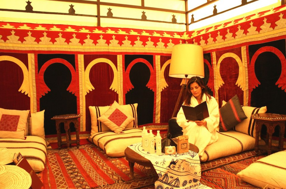 Where To Get A Traditional Moroccan Hammam Massage