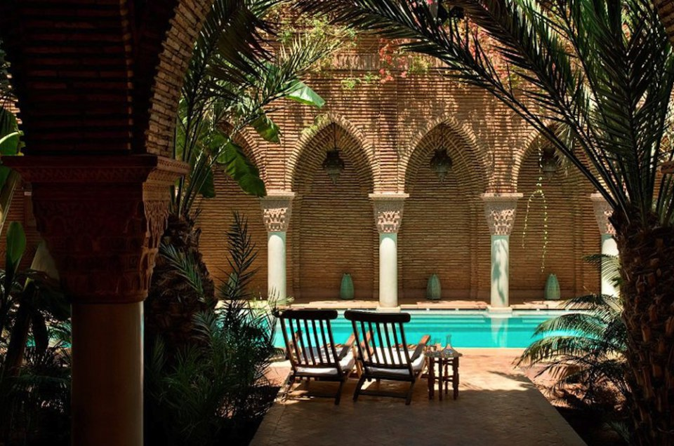 La Sultana Fine Dining And Luxury In Marrakech