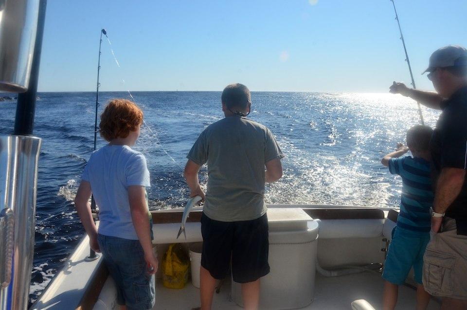 Deep sea fishing in florida for Captain anderson deep sea fishing